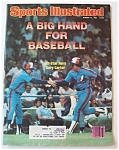 Sports Illustrated Magazine -Aug 17, 1981- Gary Carter