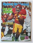 Sports Illustrated Magazine -Oct 5, 1981- Marcus Allen