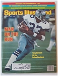Sports Illustrated Magazine -Dec 7, 1981- Tony Dorsett
