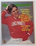 Sports Illustrated Magazine -July 27, 1981- Tom Seaver