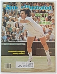 Sports Illustrated Magazine-July 12, 1982-Jimmy Connors