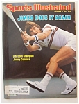 Sports Illustrated Magazine-Sept 20, 1982-Jimmy Connors