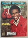 Sports Illustrated Magazine - Nov 15, 1982 - Sugar Ray