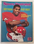 Sports Illustrated Magazine-March 7, 1983-H. Walker
