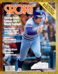 Sport Magazine-May 1980-Kansas City Royals George Brett