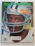 Sports Illustrated Magazine -Aug 29, 1983- Tony Dorsett