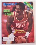 Sports Illustrated Magazine-Oct 31, 1983-Ralph Sampson