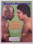 Sports Illustrated Magazine -Nov 7, 1983- Hagler/Duran