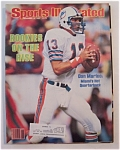 Sports Illustrated Magazine - Nov 14, 1983 - Dan Marino