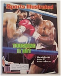 Sports Illustrated Magazine -Nov 21, 1983- Hagler/Duran