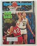 Sports Illustrated Magazine - Dec 5, 1983 - Sam Bowie