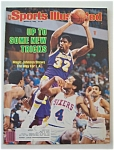 Sports Illustrated Magazine-March 5, 1984-Magic Johnson