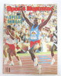 Click to view larger image of Sports Illustrated Magazine-June 25, 1984-Carl Lewis (Image1)