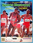 Sports Illustrated Magazine-August 20, 1984-Carl Lewis