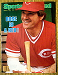 Sports Illustrated Magazine-August 27, 1984-Pete Rose