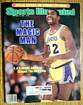 Sports Illustrated Magazine-May 13, 1985-Magic Johnson