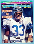 Click to view larger image of Sports Illustrated Magazine-Aug 12, 1985-Tony Dorsett (Image1)