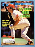 Sports Illustrated Magazine-August 19, 1985-Pete Rose