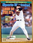 Sports Illustrated Magazine-May 12, 1986-Roger Clemens