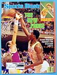 Click to view larger image of Sports Illustrated Magazine-May 26, 1986-Akeem Olajuwon (Image1)