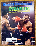 Sports Illustrated Magazine-December 1, 1986-M. Tyson
