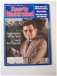 Sports Illustrated Magazine-Dec 22-29, 1986-Joe Paterno