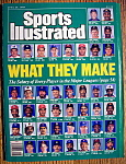 Sports Illustrated Magazine-April 20, 1987-Salaries