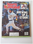 Sports Illustrated Magazine -April 27, 1987- Rob Deer