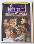 Sports Illustrated Magazine-December 21, 1987-Athletes