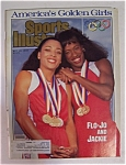 Sports Illustrated Magazine-Oct 10, 1988-Flo-Jo/Jackie
