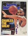 Sports Illustrated Magazine -Dec 12, 1988- C. Barkley