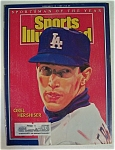 Sports Illustrated Magazine-December 19, 1988-Hershiser