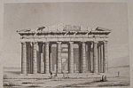 Click to view larger image of Le Parthenon Ou Temple De Minerve A Athenes (Image1)