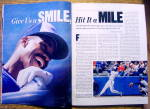 Click to view larger image of Sports Illustrated Magazine-May 8, 1989-Jon Peters (Image5)