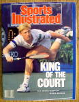 Click to view larger image of Sports Illustrated Magazine-Sept 18, 1989-Boris Becker (Image1)