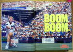 Click to view larger image of Sports Illustrated Magazine-Sept 18, 1989-Boris Becker (Image3)