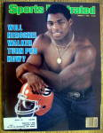 Click to view larger image of Sports Illustrated Magazine-Mar 1, 1982-Herschel Walker (Image1)