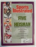 Sports Illustrated-November 27, 1989-Five For Heisman