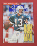 Sports Illustrated Magazine-January 14, 1991-Dan Marino