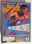 Sports Illustrated Magazine-May 20, 1991-M.  Johnson