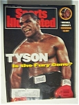 Sports Illustrated Magazine-June 24, 1991-Mike Tyson
