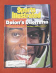 Sports Illustrated Magazine-August 24, 1992-D Sanders