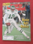 Sports Illustrated Magazine-October 12, 1992-Cunningham