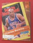 Sports Illustrated Magazine-November 9, 1992-C Barkley