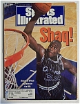Sports Illustrated Magazine-November 30, 1992-Shaquille