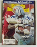 Sports Illustrated Magazine-Jan 25, 1993-Emmitt Smith