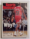 Sports Illustrated-October 18, 1993-Michael Jordan