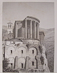 Click to view larger image of Temple De Vesta, A Tivoli (Image1)