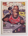 Sports Illustrated-March 20, 1995-Michael Jordan