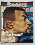 Sports Illustrated Magazine - July 3, 1995 - Mike Tyson